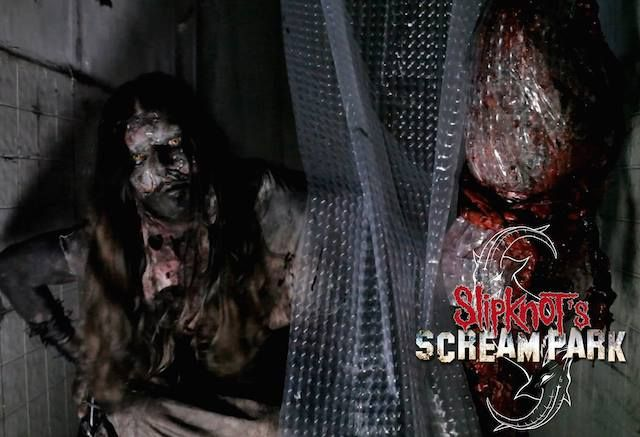 slipknot's scream park 3