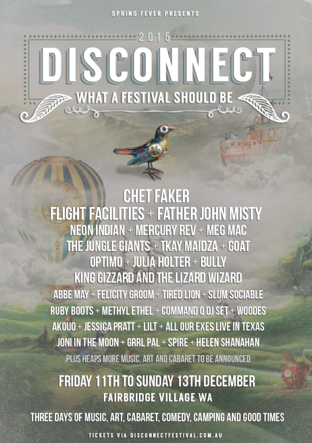 diconnect poster