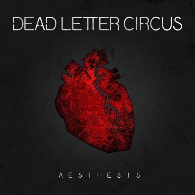 dead letter circus aesthesis album cover supplied