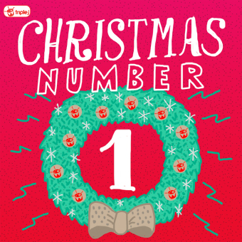 CHRISTMAS NUMBER 1_cover art