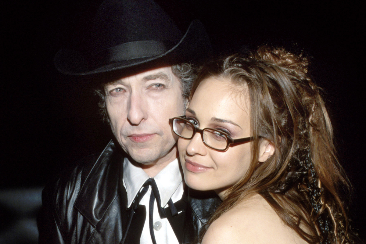 Bob Dylan and Fiona Apple