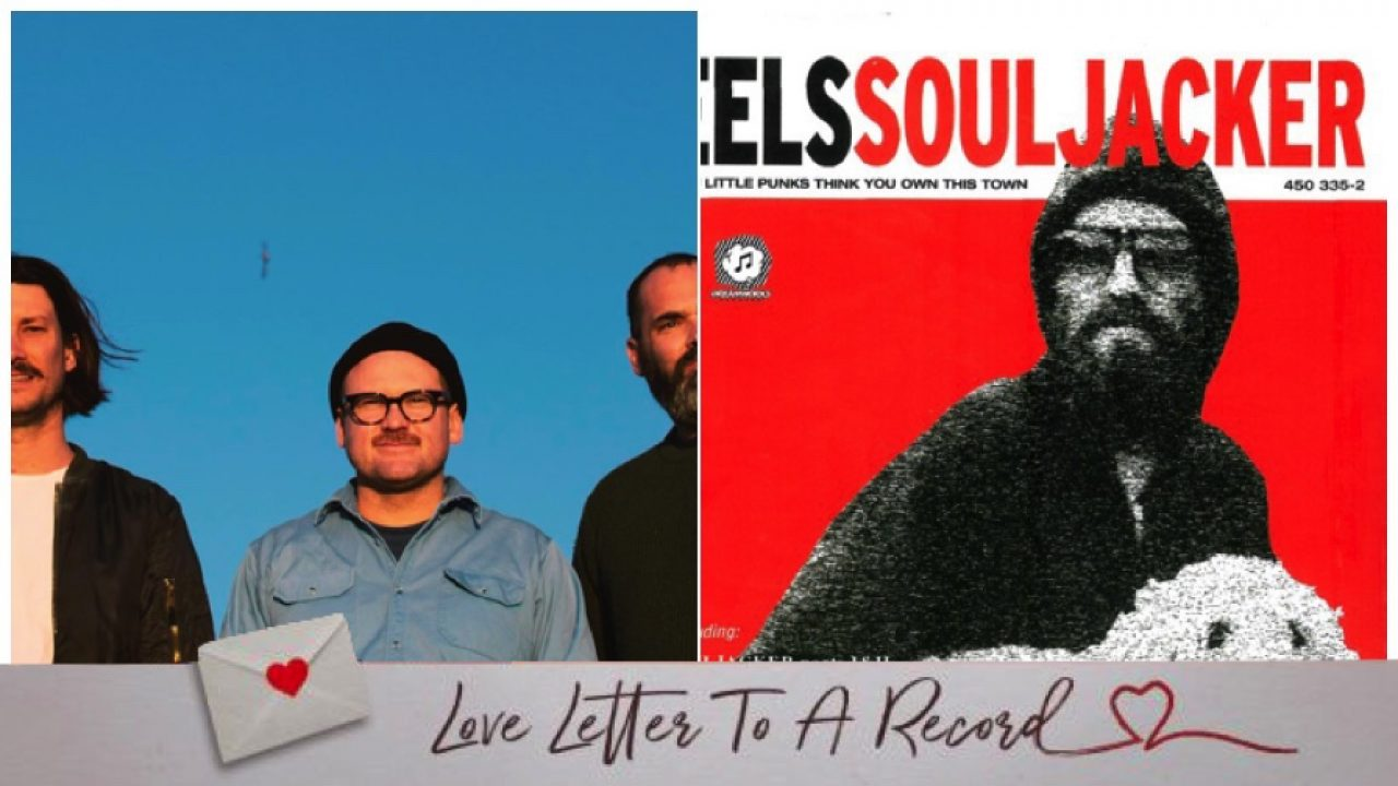 Love Letter To A Record Philadelphia Grand Jury S Simon Berckelman On Eels Souljacker Music Feeds