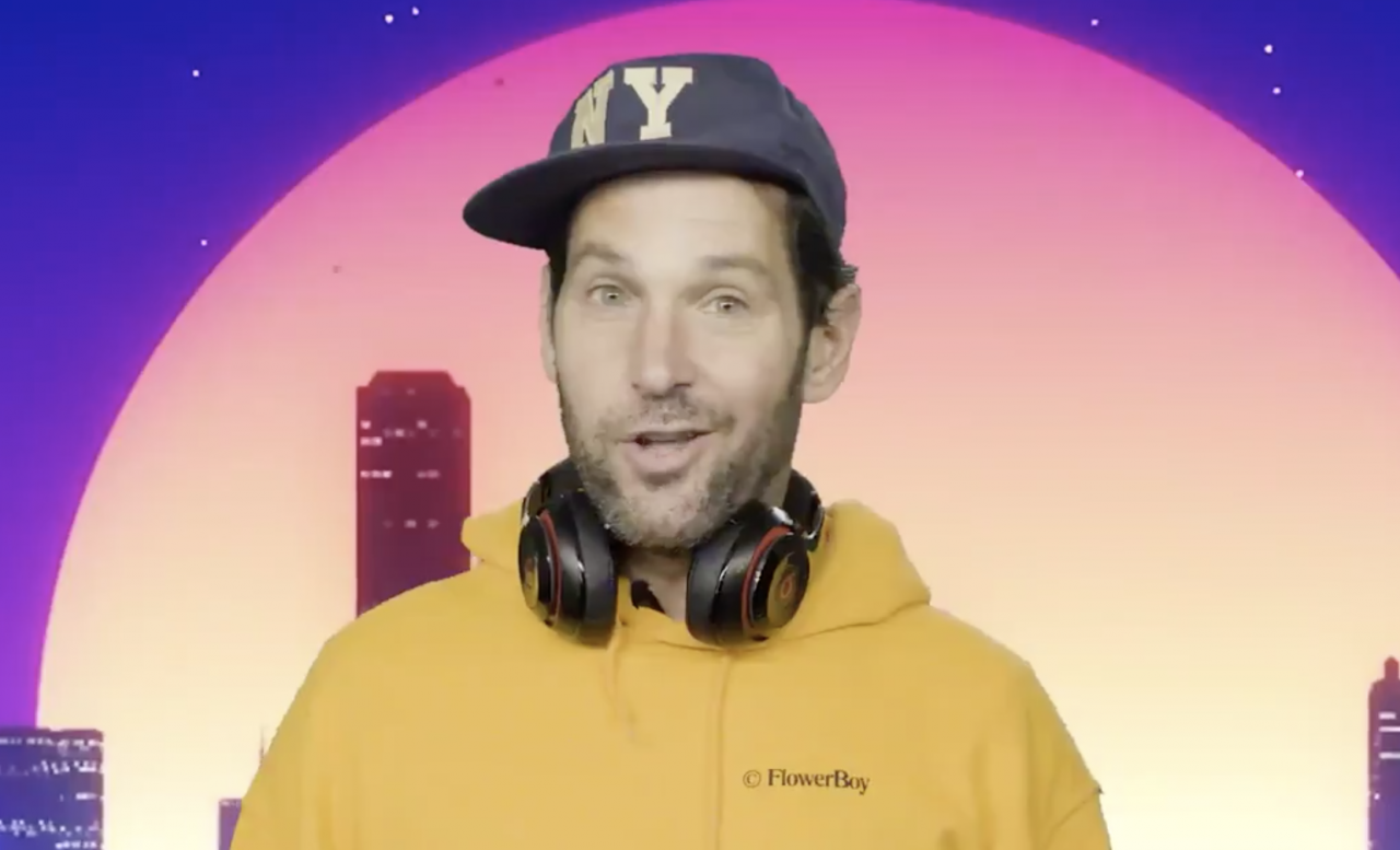 Enjoy Certified Young Person Paul Rudd S Psa To Millennials On Wearing A Mask Music Feeds