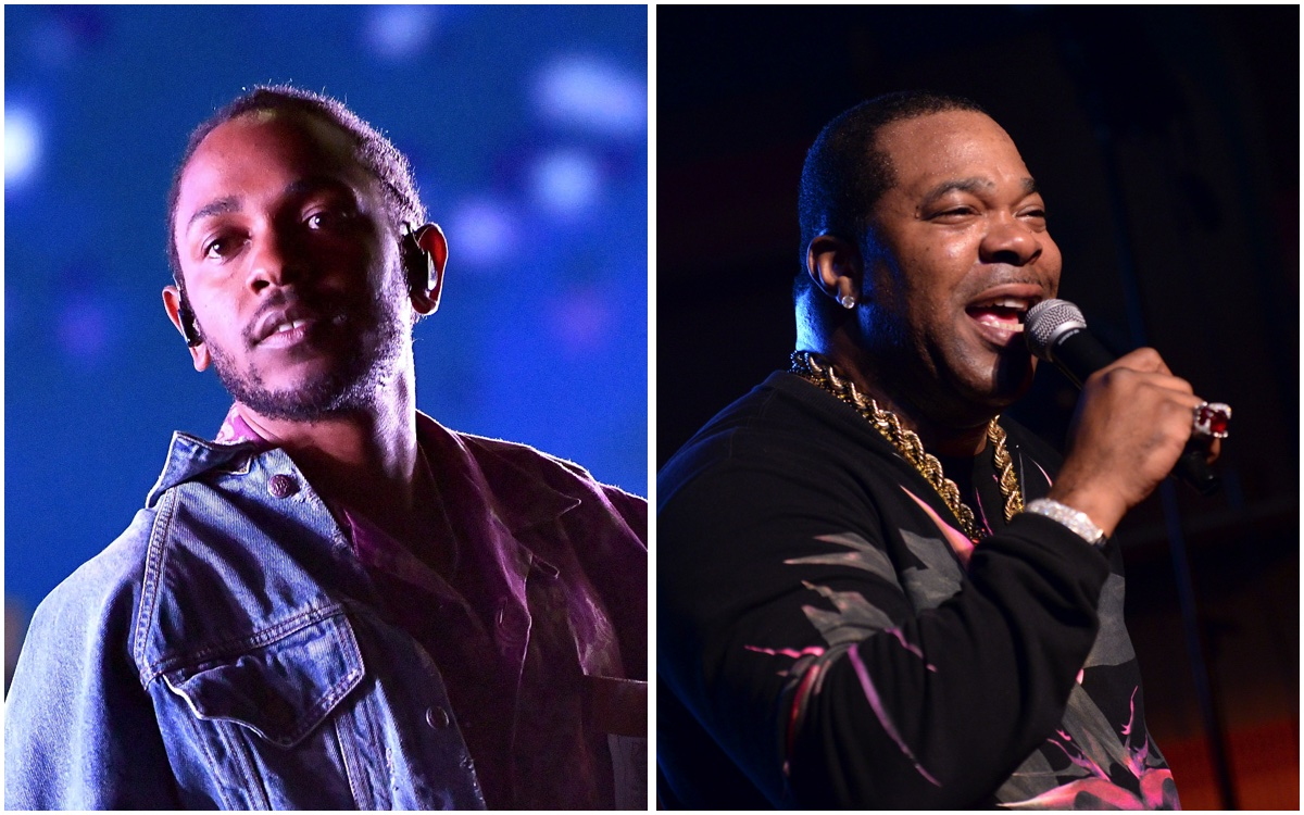 Kendrick Lamar & Busta Rhymes Share New Song