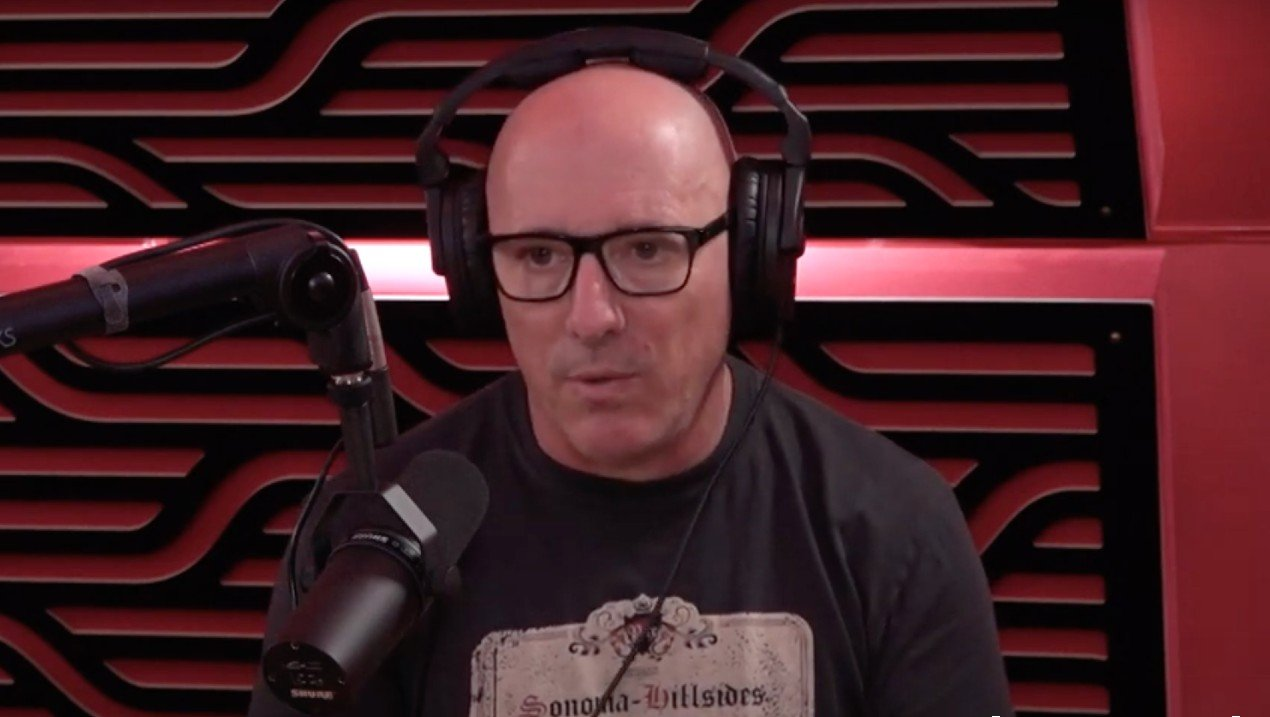tool maynard james keenan joe rogan podcast