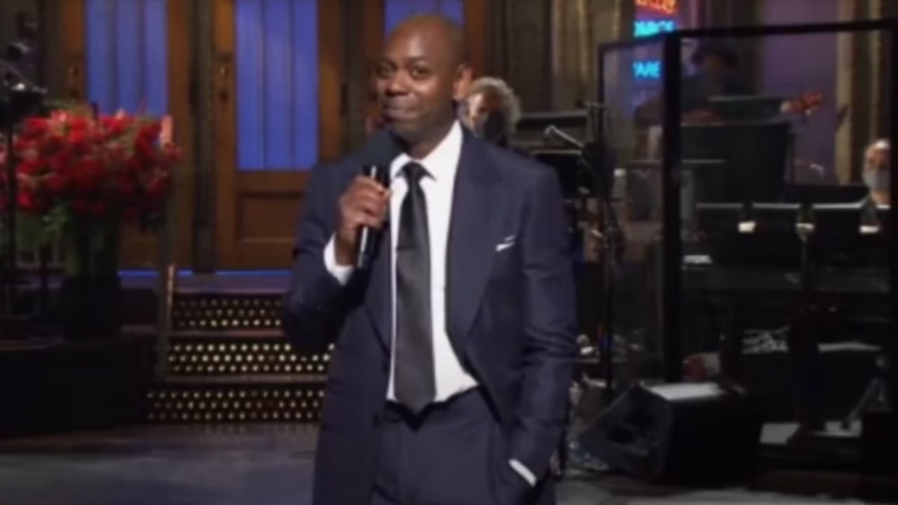 Dave Chappelle refers to Trump as a