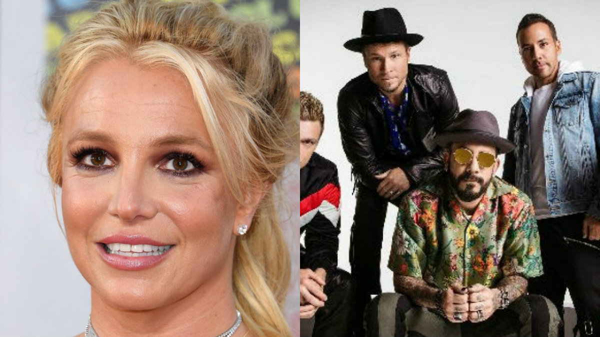 Britney Spears, Backstreet Boys join forces for 'Matches'