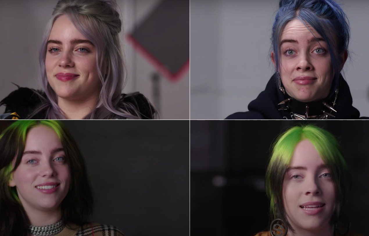 Billie Eilish reflects on the pandemic in her yearly Vanity Fair interview
