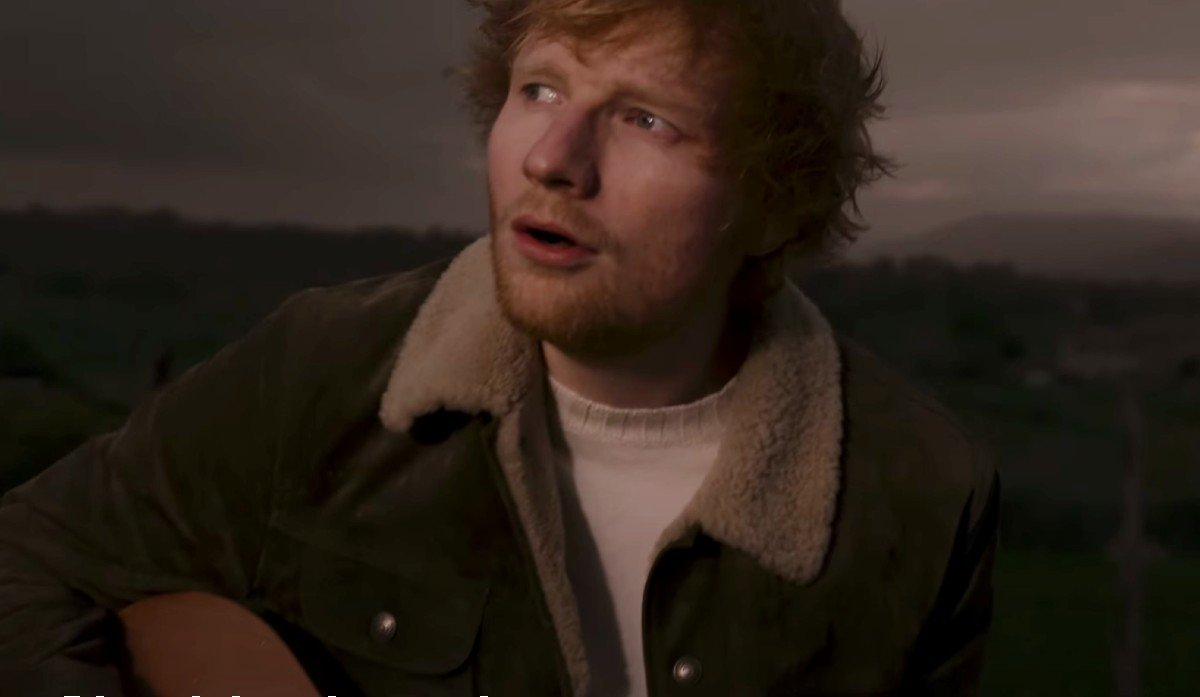 Ed Sheeran returns with surprise single, 'Afterglow'