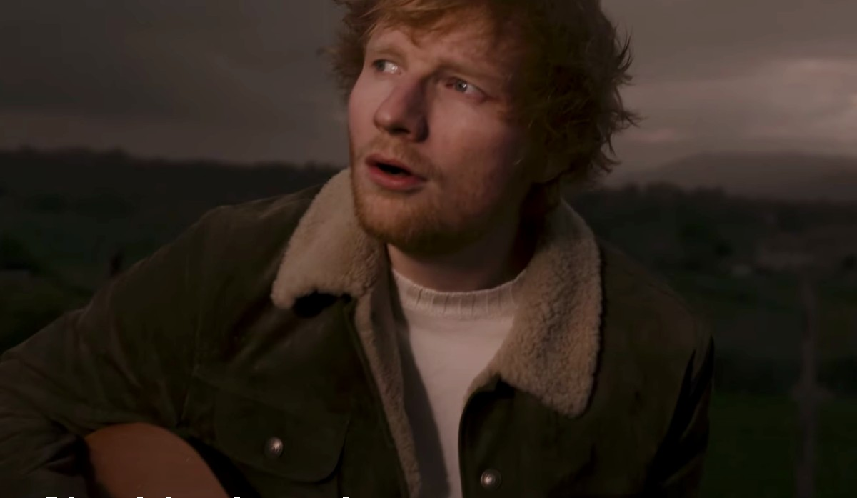 Ed Sheeran Releases First Song In Over A Year