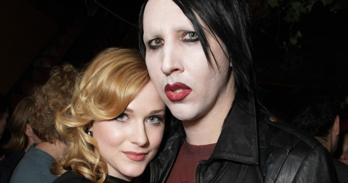 Marilyn Manson Dropped By Label Following Abuse Allegations