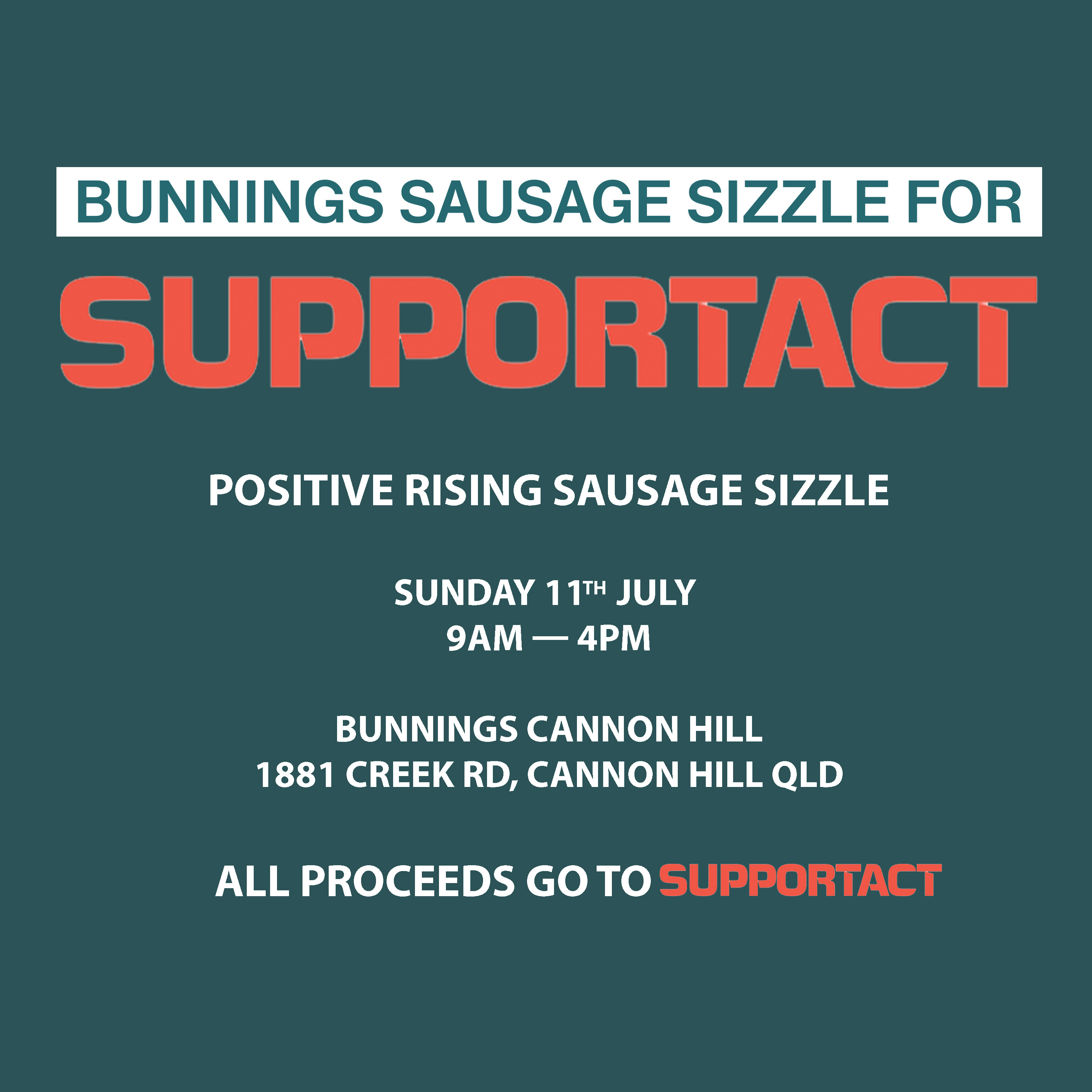 DZ Deathrays Will Be Jumping On The BBQ Tools At A QLD Bunnings To Raise Funds For Support Act