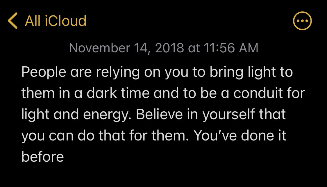 Lorde Shared a Bunch of Her Notes App Entries from 2018-2019