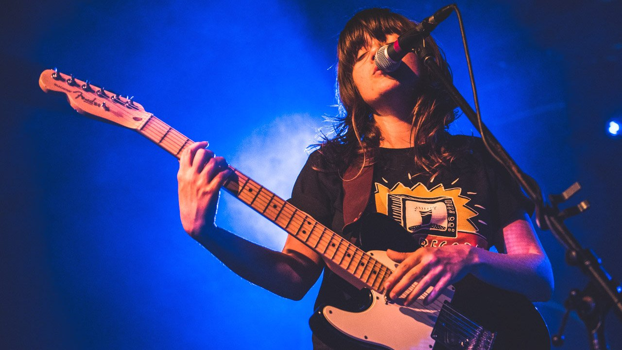Courtney Barnett @ The Metro, Sydney 08/05/15 / Photo: Ashley Mar