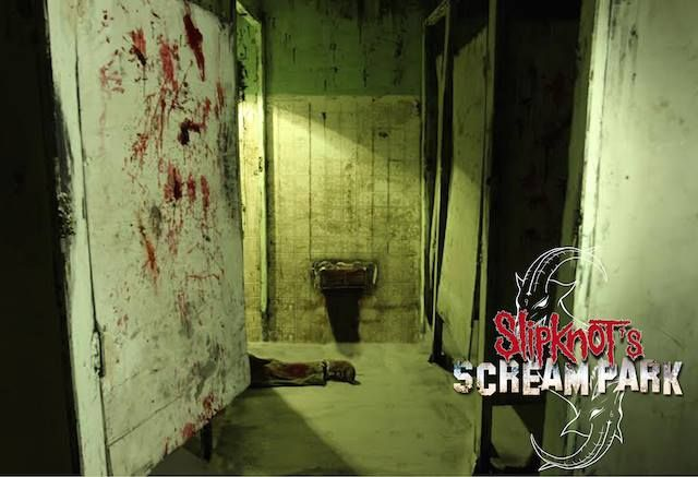 slipknot's scream park 1