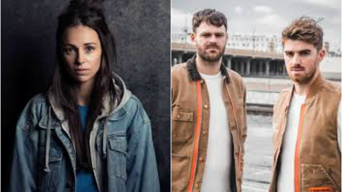 Amy Shark Joins The Chainsmokers On New Track 'The Reaper'