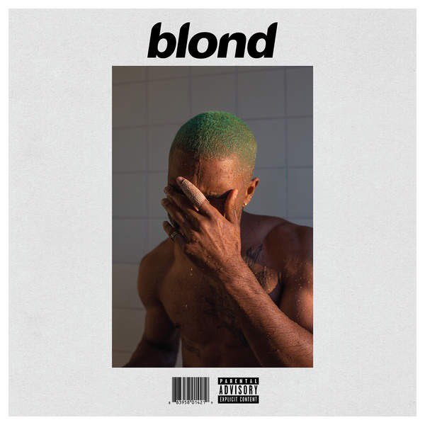 Frank Blonde Cover