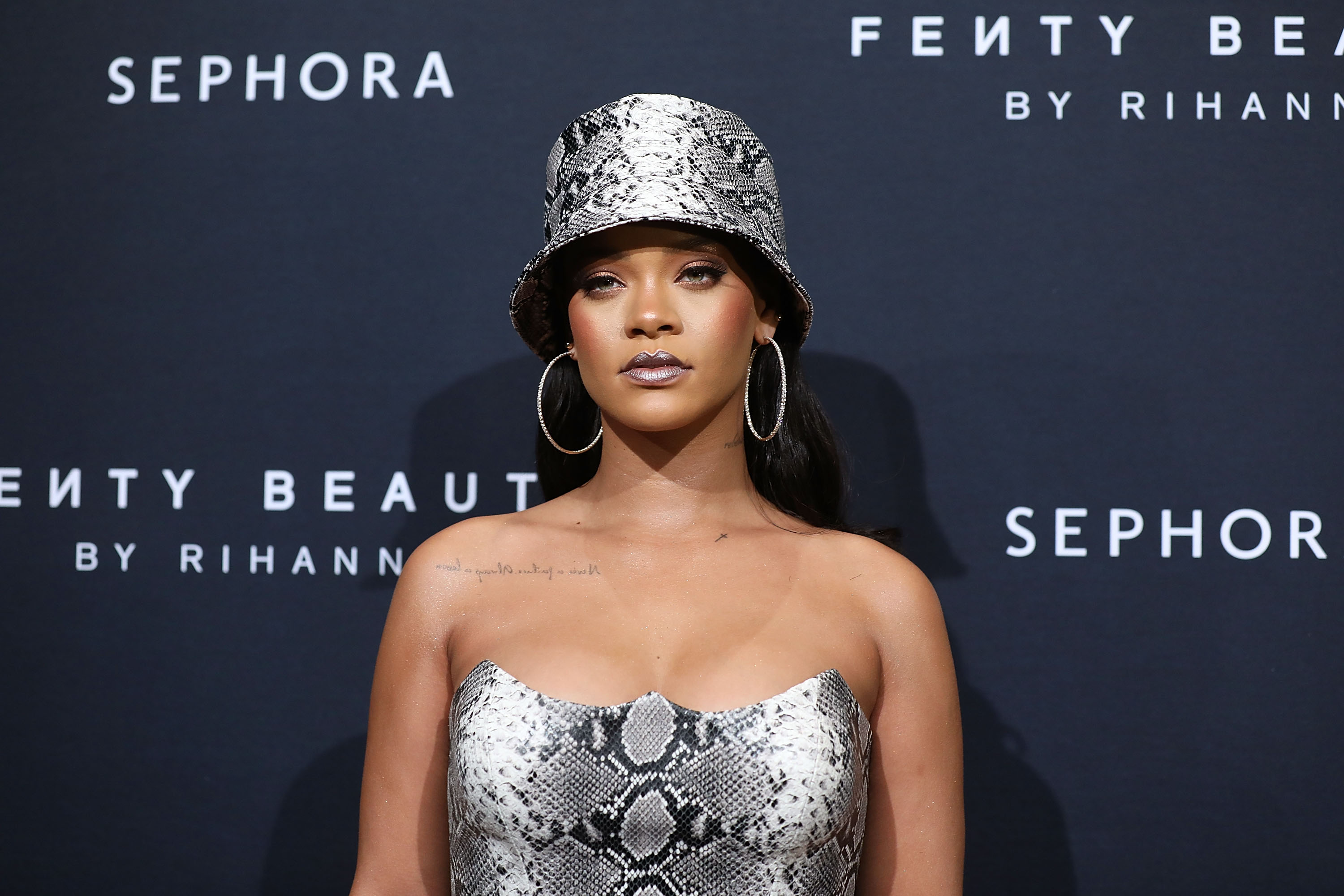 Rihanna Admits She Turned Down The 2019 Superbowl Halftime Performance