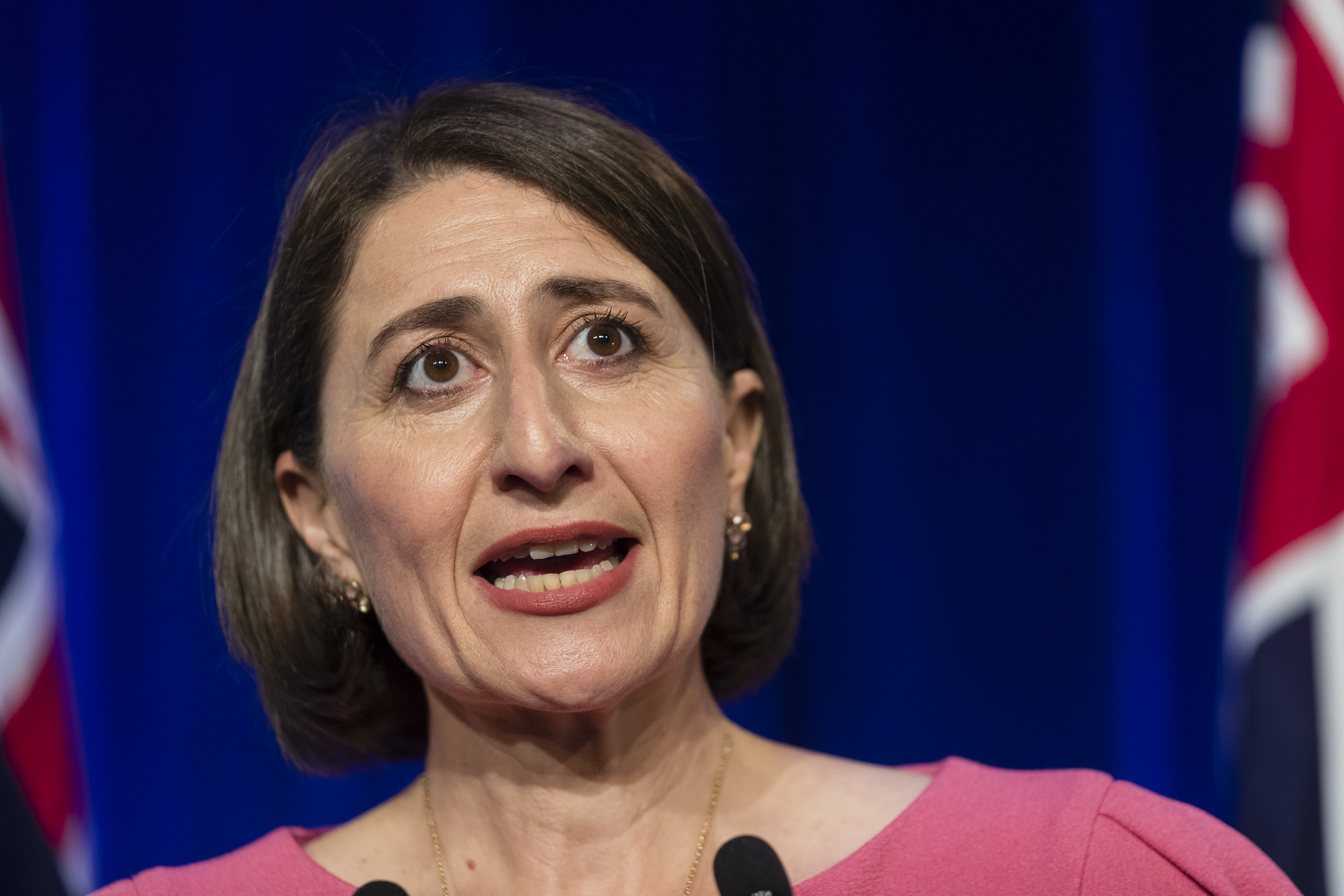 Gladys Berejiklian Maintains View Of Pill Testing Following Death At Strawberry Fields