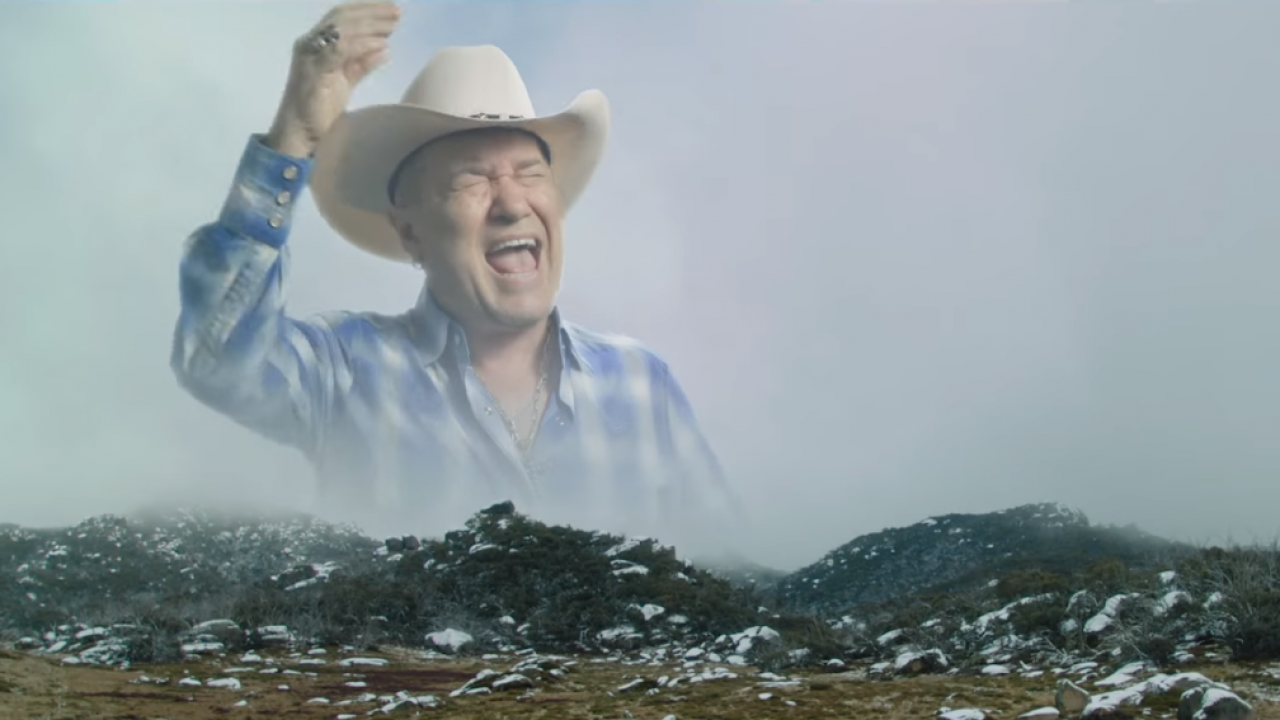 Jimmy Barnes Responds To Being Turned Into A Meme - Music Feeds