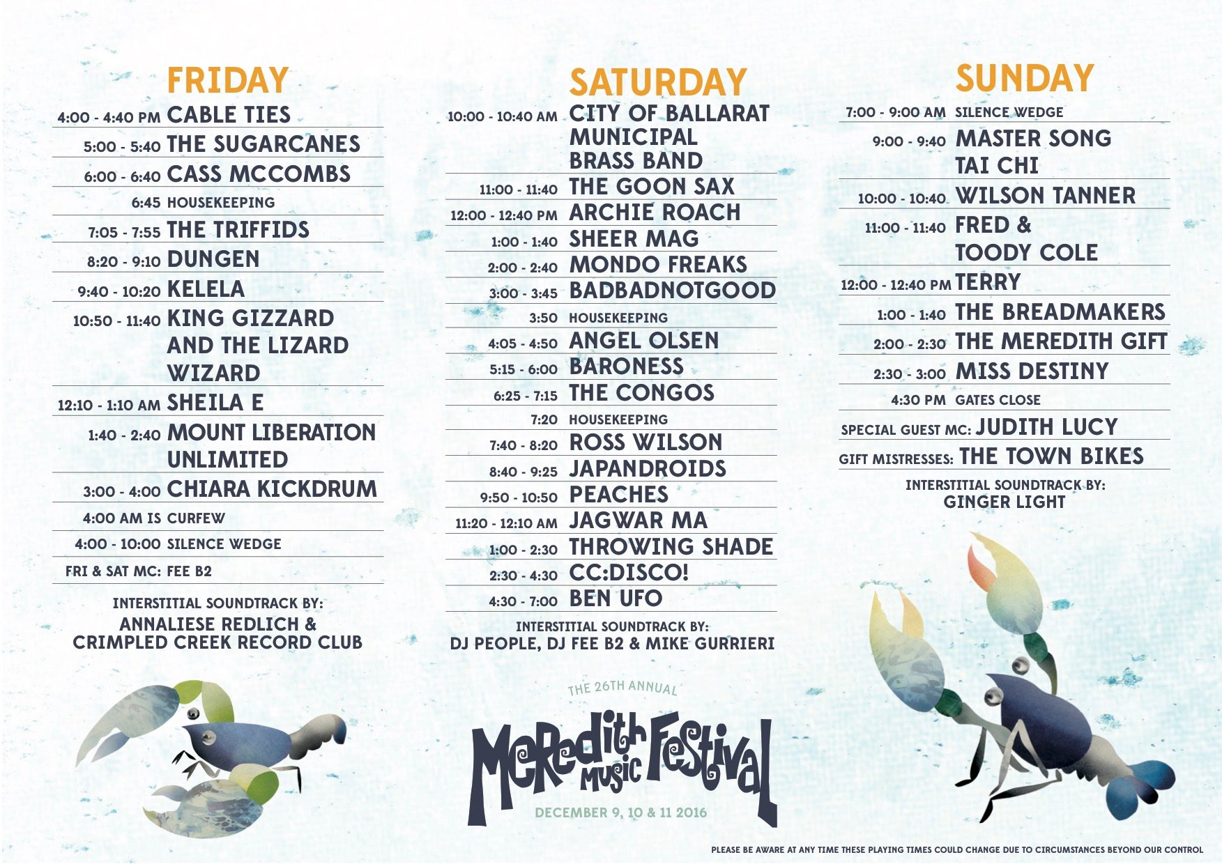 MMF2016-Playing-Times