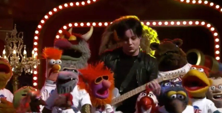 Jack White and The Muppets