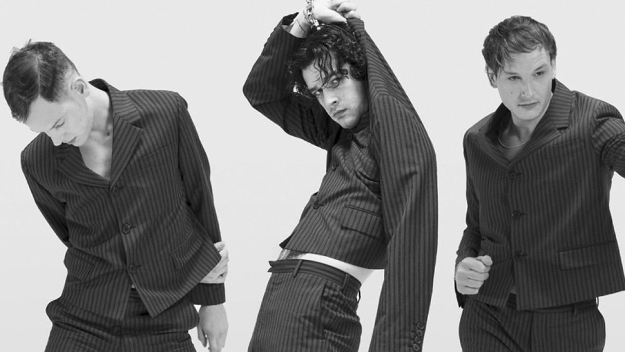 Don't Be Alarmed But The 1975 Have Gone Heavy On New Track 'People ...