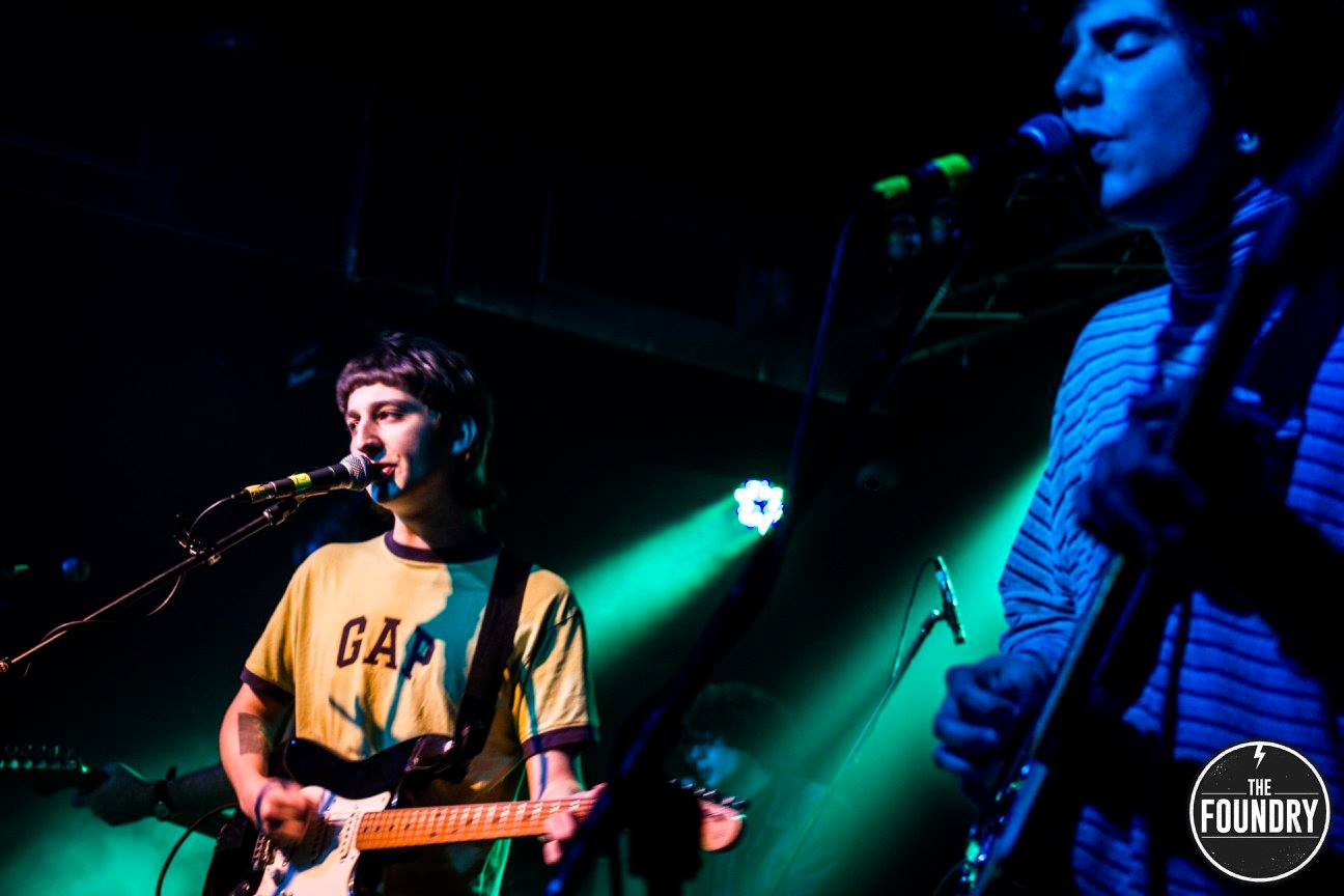 The Creases @ The Foundry