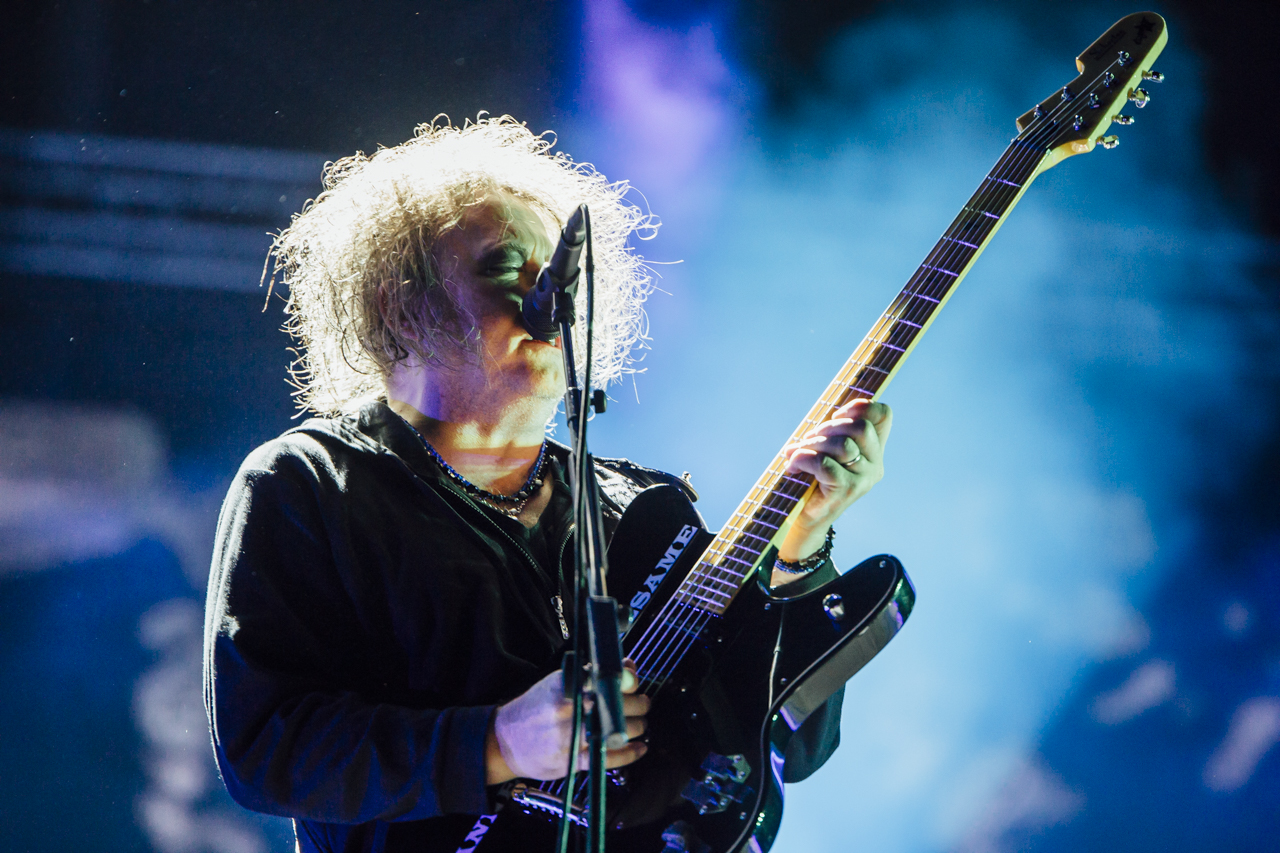 Robert Smith Says The Cure Have Three Albums On The Way (And The First Might Be Real Soon)