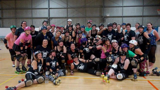 Photo from Western City rollers Facebook