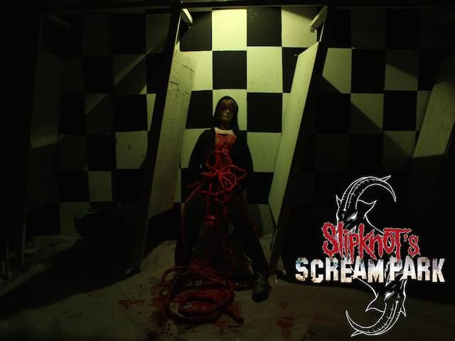 slipknot's scream park 2