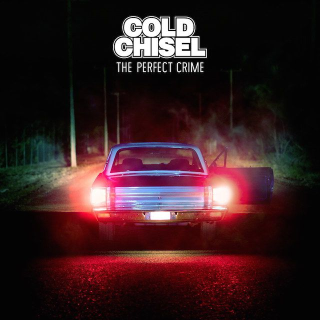 cold chisel the perfect crime artwork