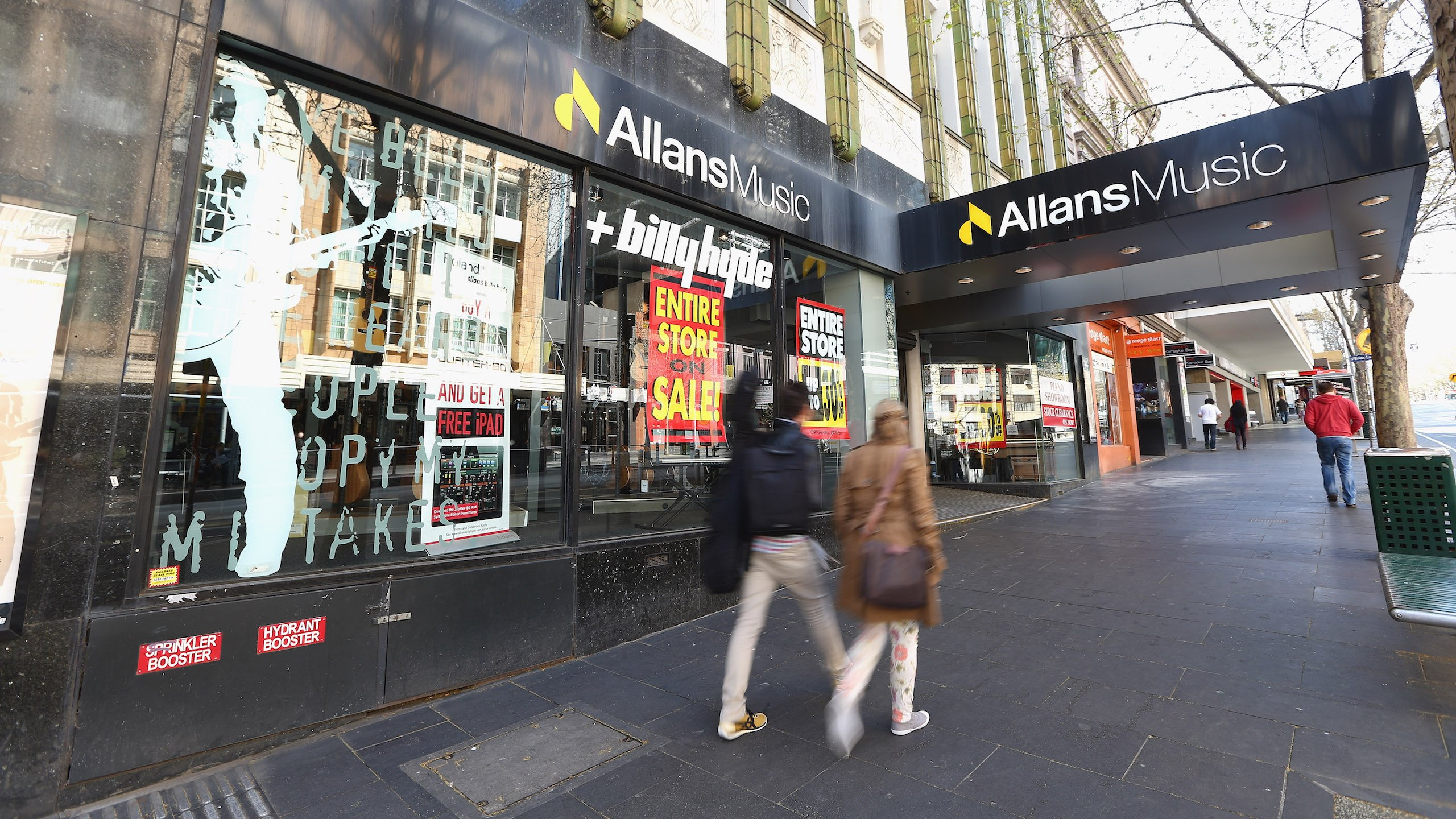 Allans Billy Hyde Staff Owed Thousands In Unpaid Wages, As