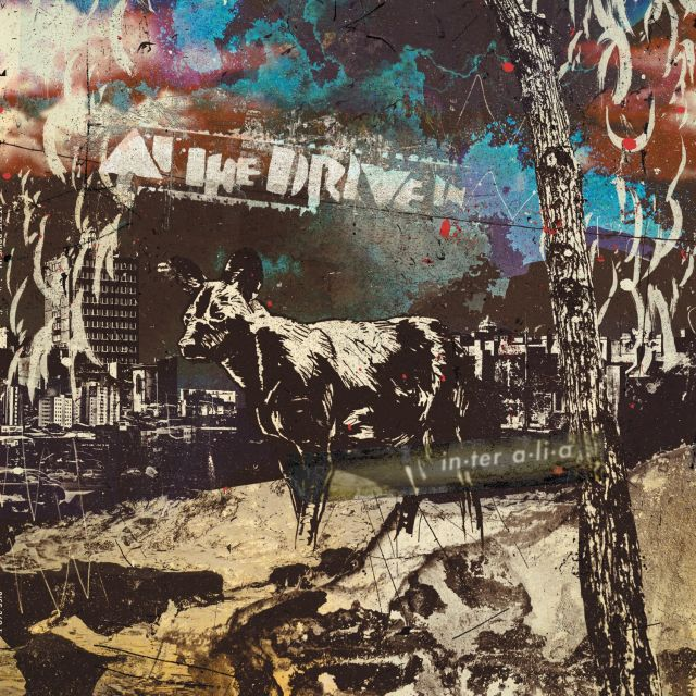 at the drive in in ter a li a album cover supplied