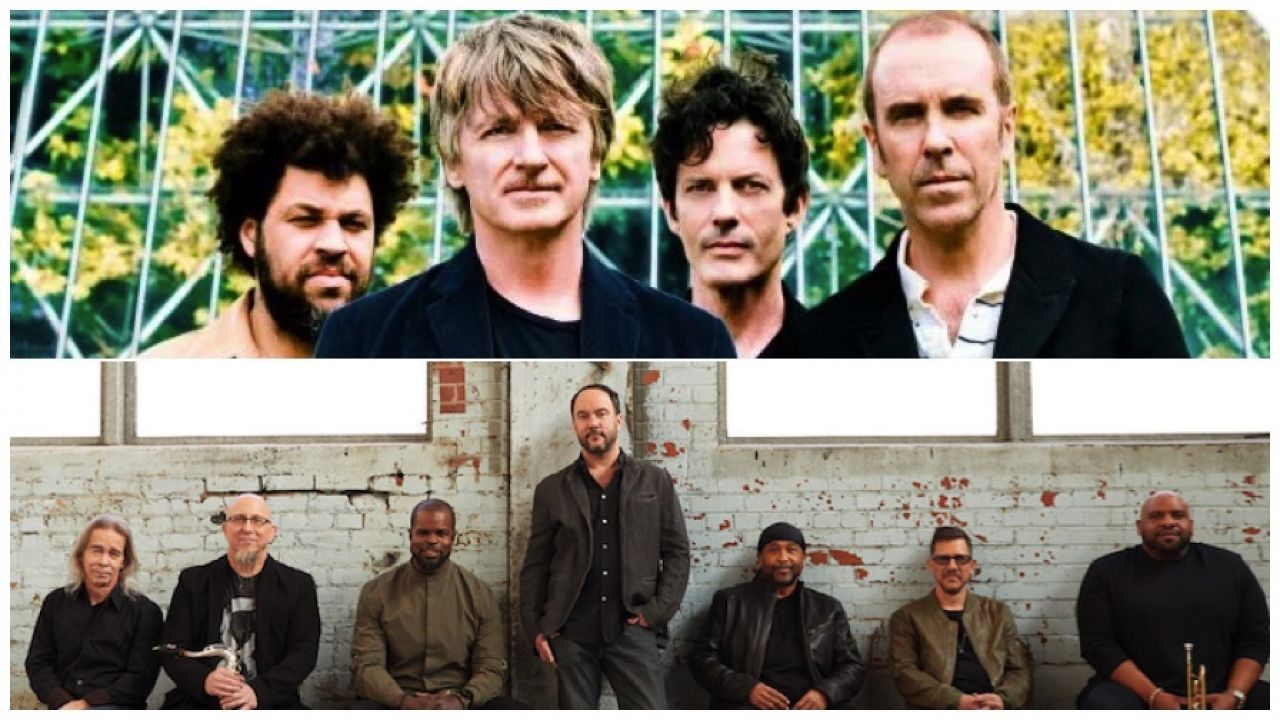 Best New Bands 2020 Crowded House & Dave Matthews Band Top