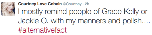 courtney love alternatviefact tweet 2