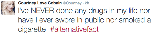 courtney love alternatviefact tweet 3
