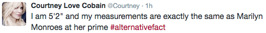 courtney love alternatviefact tweet 7