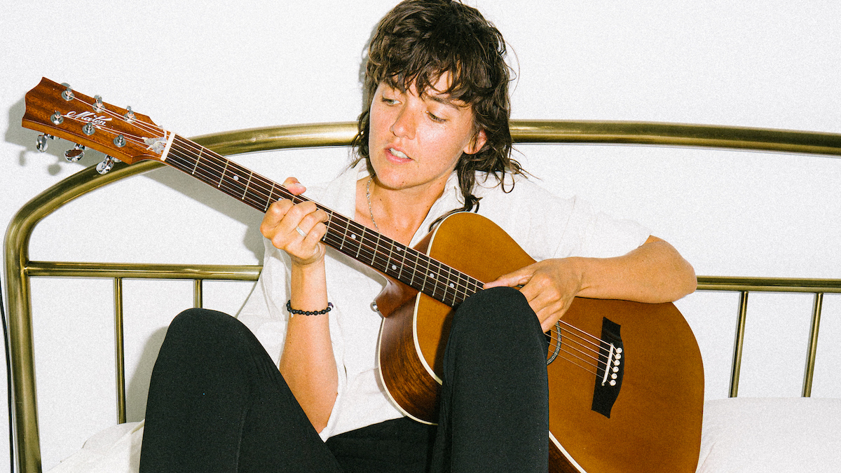 Courtney Barnett Will Come Home To Hit The MTV Unplugged Melbourne Stage This October
