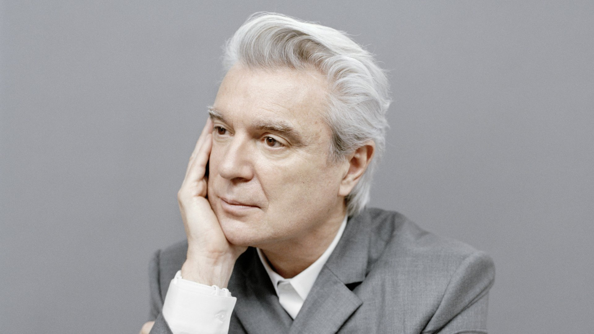 David Byrne Issues Apology for Wearing Blackface