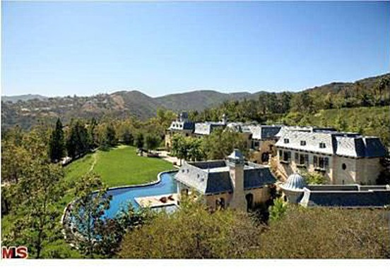 dr dre new house