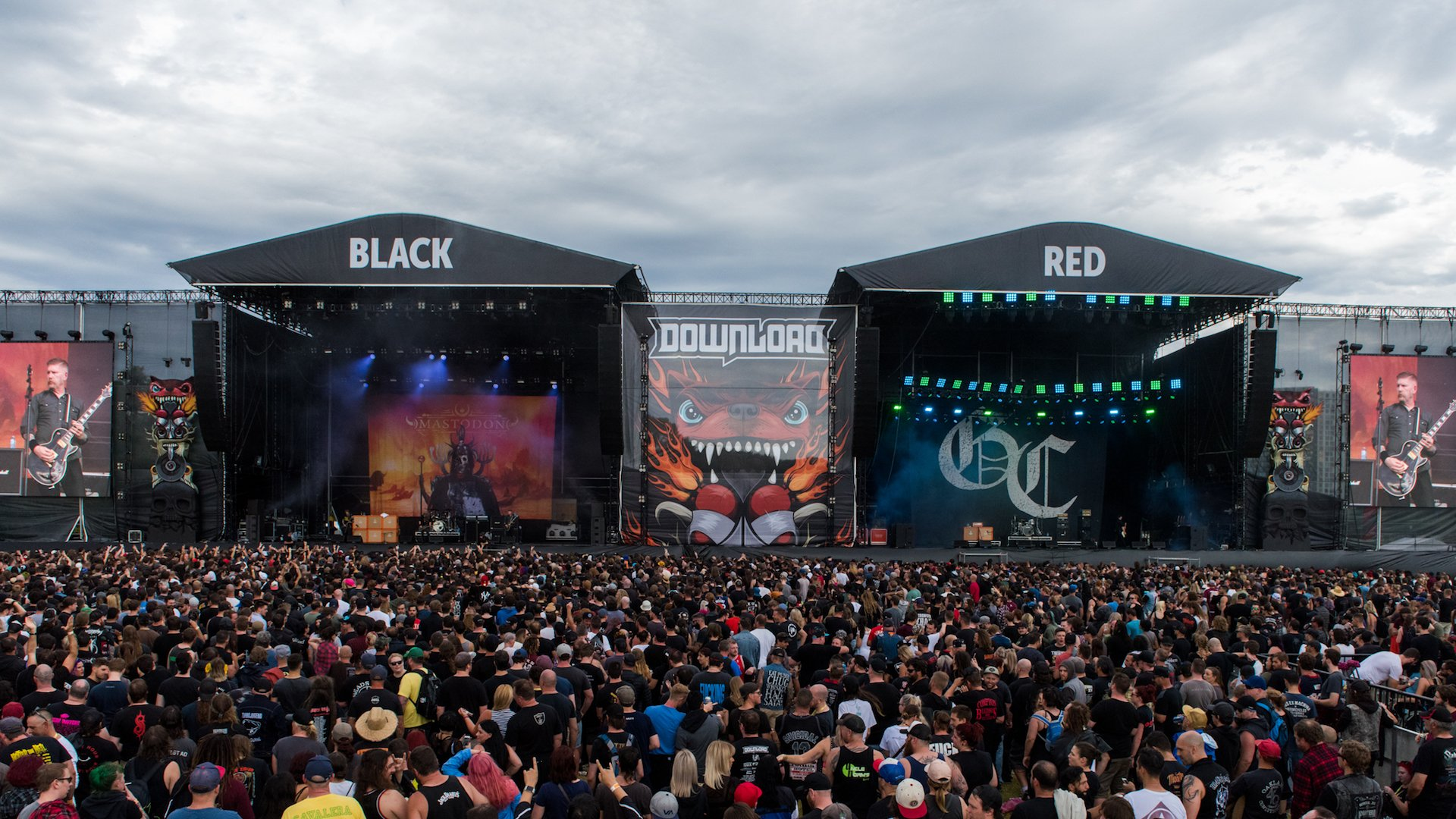 download festival melbourne 2018 supplied credit Ian Laidlaw