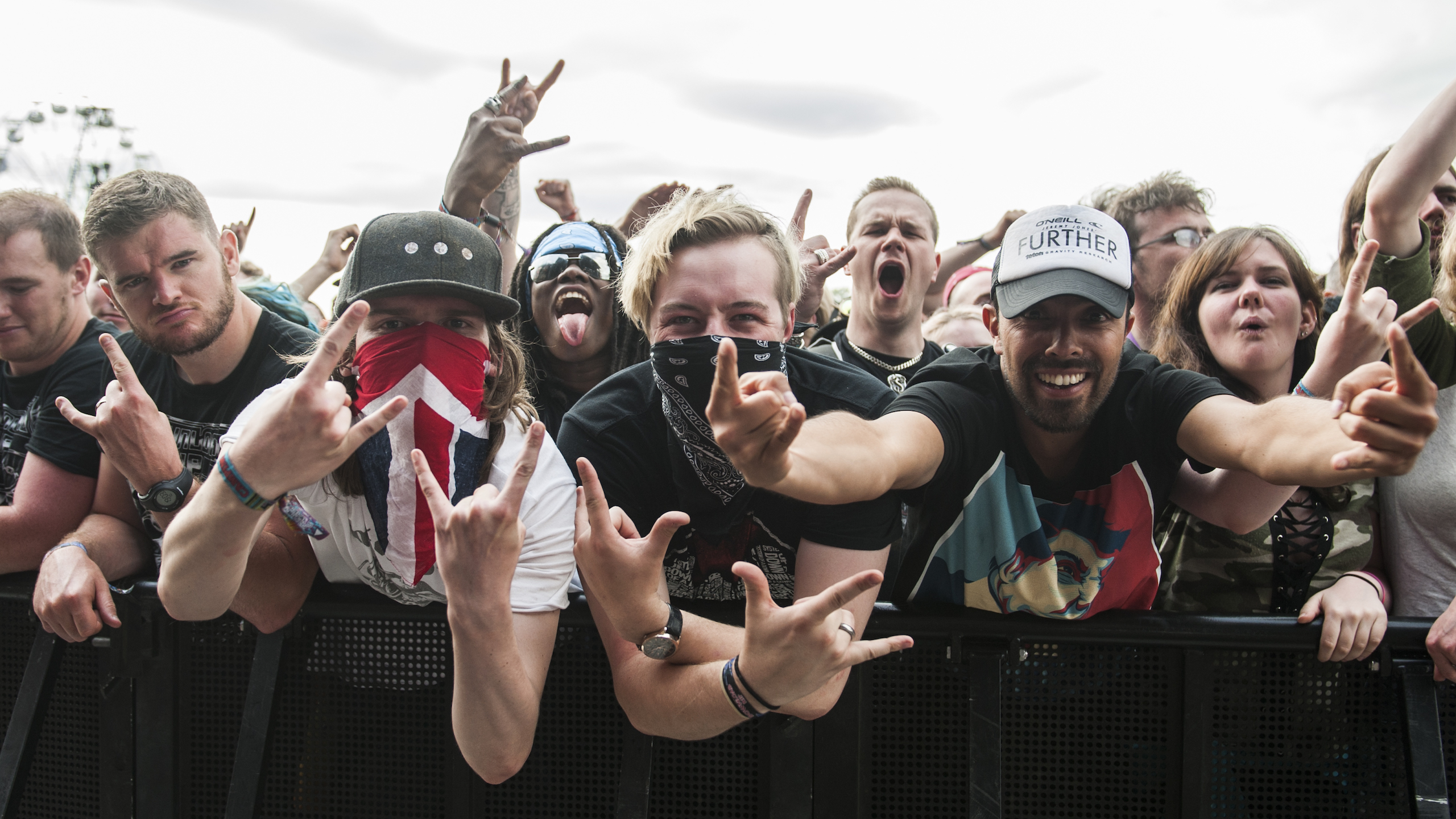 Slipknot, Tool & Def Leppard Lead Download Festival's 2019