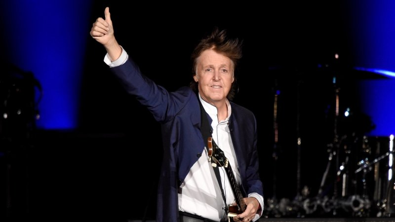 Paul McCartney (UPDATE: Now Announced!)