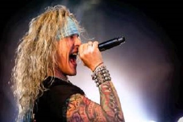 3. Michael Starr - Steel Panther