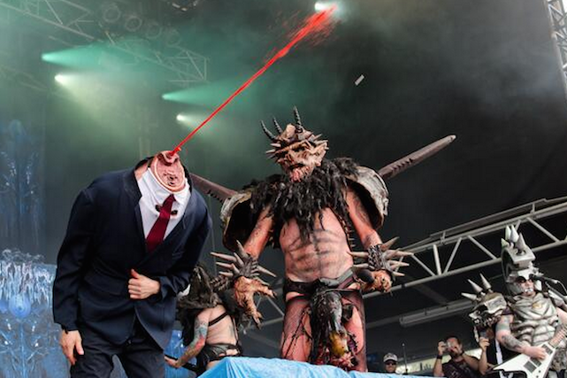 Gwar - Soundwave 2014