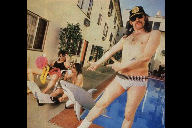 13. Lemmy Continues To Give Zero Fucks