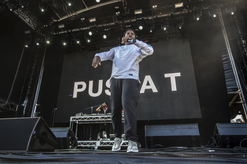 Field Day Pusha T