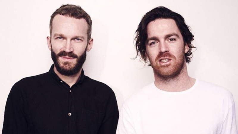 Marcus Marr & Chet Faker - 'The Trouble With Us'