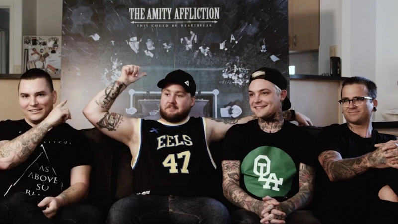 20. The Amity Affliction